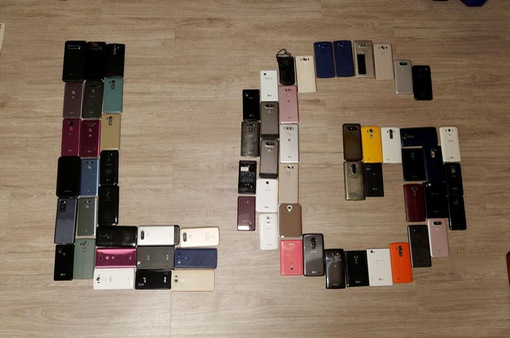 """""""Fan cuồng"""" tuyên bố dùng điện thoại LG trọn đời"""