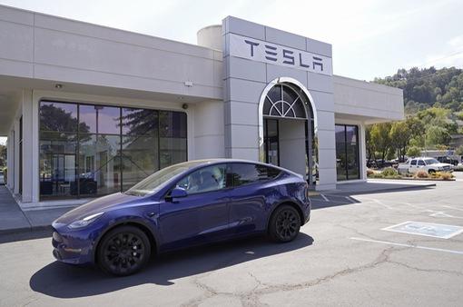 """Tai nạn ô tô Tesla """"không người lái"""" khiến 2 người thiệt mạng"""