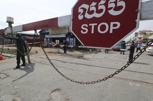 Campuchia tăng cường biện pháp phòng dịch COVID-19