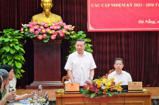 Kiểm tra chuẩn bị bầu cử tại Đà Nẵng, Quảng Nam