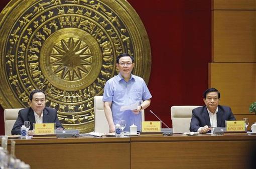 Thành công toàn diện của Quốc hội khóa XIV có sự đóng góp quan trọng của Hội đồng dân tộc