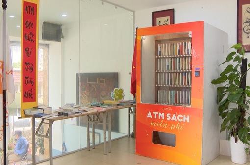ATM sách miễn phí - Sẻ chia những giá trị vô tận