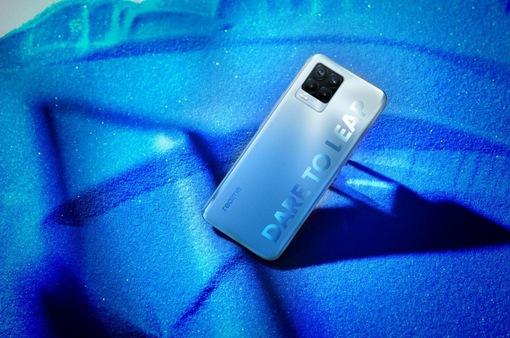 """Realme 8 Pro gây """"sốt"""" thị trường công nghệ với siêu camera 108MP, hiệu năng vượt trội"""
