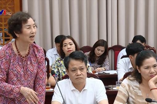 Dân chủ, khách quan trong lựa chọn ứng cử viên đại biểu Quốc hội và Hội đồng nhân dân