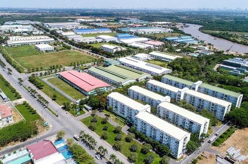 Giá thuê đất công nghiệp tăng mạnh