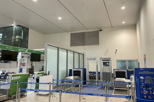 Sân bay Tân Sơn Nhất bổ sung thêm 5 máy soi chiếu an ninh