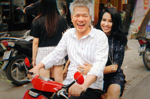 Thanh Lam tiết lộ bạn trai đôi khi rất trẻ con