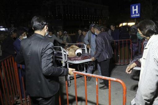 Số nạn nhân tử vong trong vụ nổ bom ở trường học Afghanistan tăng lên 68, 165 người bị thương