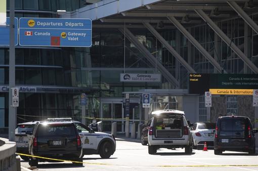 Nổ súng tại sân bay quốc tế Vancouver (Canada) gây chết người
