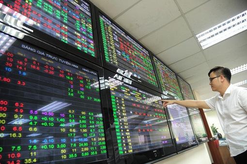 VN-Index tăng hơn 8 điểm