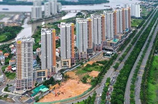 Hơn 1,83 triệu tỷ đồng của ngân hàng đang đổ vào bất động sản