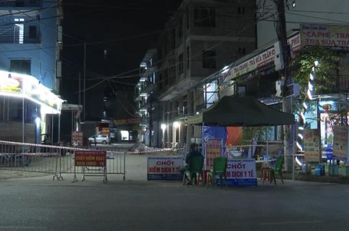"""""""Điểm nóng"""" COVID-19 tại Bắc Giang nâng cao cấp độ chống dịch"""
