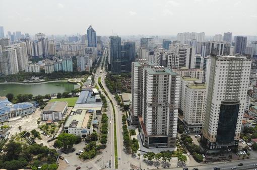 Quý I/2021, vốn nước ngoài đầu tư vào bất động sản tăng 15,6%