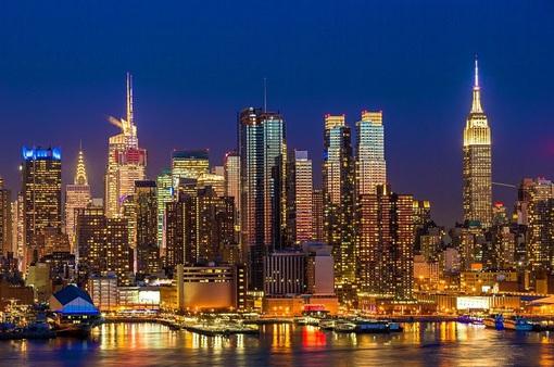 New York (Mỹ) mở cửa hoàn toàn với du khách từ tháng 7