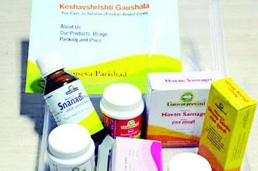 Nhiều người Ấn Độ sử dụng chất thải bò chống COVID-19
