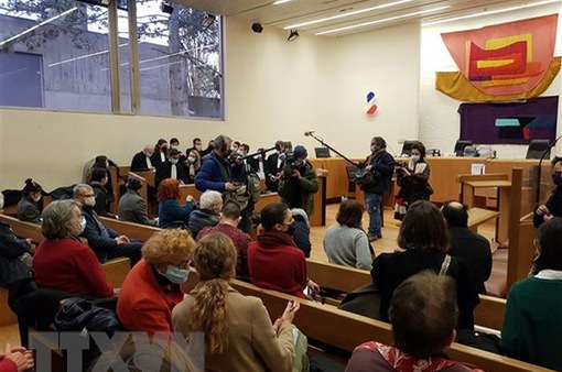 Truyền thông Đức đăng nhiều tin bài về cuộc chiến vì công lý của bà Trần Tố Nga