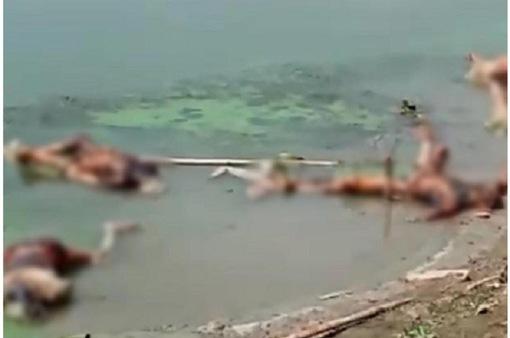 Nhiều thi thể nghi của bệnh nhân COVID-19 dạt vào bờ sông Hằng, tiềm ẩn rủi ro lây lan dịch bệnh