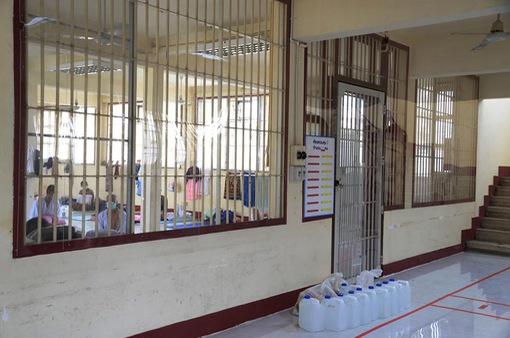 Gần 3.000 ca mắc COVID-19 trong nhà tù ở Thái Lan