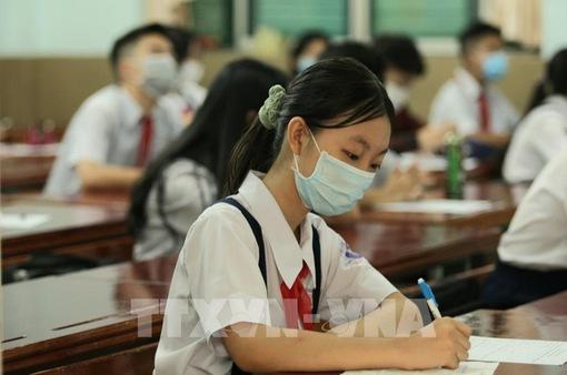 TP Hồ Chí Minh hướng dẫn dạy học trực tiếp cho học sinh lớp 9, 12