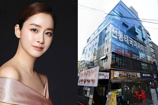 Kim Tae Hee bán nhà ở Gangnam, lời 7,1 tỷ won
