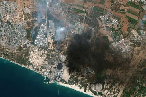Hơn 100 người Palestine thiệt mạng vì xung đột ở Dải Gaza