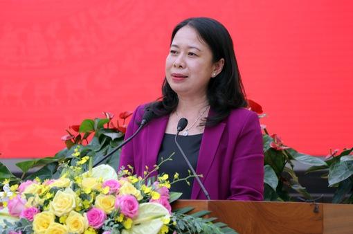Phó Chủ tịch nước Võ Thị Ánh Xuân: Lâm Đồng phát huy lợi thế sẵn có để phục vụ bầu cử