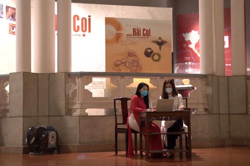 Bảo tàng mở lớp học lịch sử online miễn phí, thu hút học sinh giữa mùa dịch