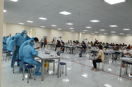 Dịch COVID-19 tại Bắc Giang rất phức tạp