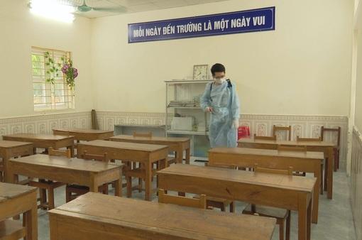 Thêm nhiều địa phương cho học sinh nghỉ học