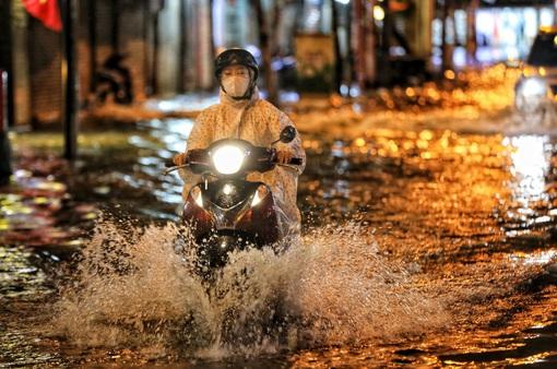 Hà Nội dự báo sắp mưa to đến rất to