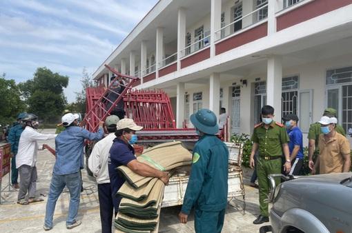 Một chiến sĩ Sư đoàn BB315 mắc COVID-19, Quảng Nam xác định 15 trường hợp F1