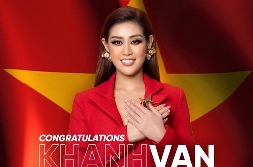 Miss Universe 2020: Khánh Vân lọt top 21 với chiến thằng bình chọn