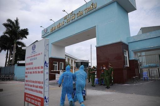 Hà Nội thêm 1 ca dương tính với COVID-19 mới ở quận Thanh Xuân