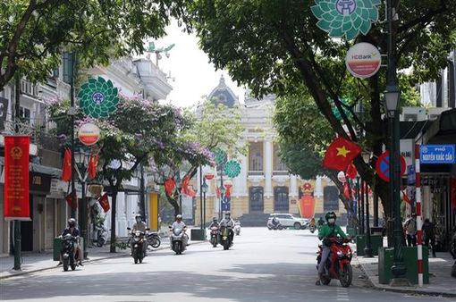 Bầu cử QH và HĐND: Hà Nội hân hoan đón ngày hội lớn