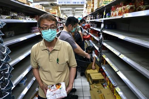 Hình mẫu chống dịch của Đài Loan (Trung Quốc) bị đe dọa