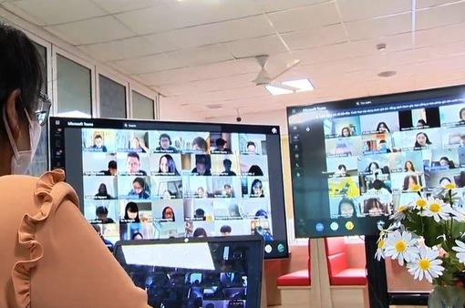 Học sinh lớp 12 ở Hà Nội sẽ làm bài kiểm tra khảo sát trực tuyến