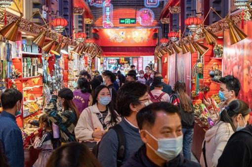 Đà hồi phục của nền kinh tế Trung Quốc dần hạ nhiệt