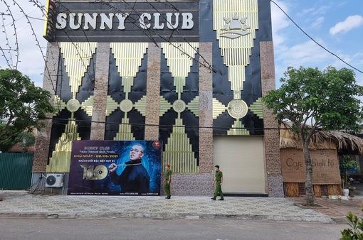 Clip nhạy cảm lan truyền trên MXH có đúng ở quán bar - karaoke Sunny hay không?