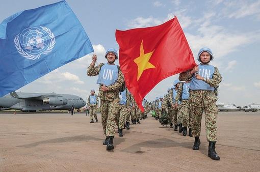 Dấu ấn của Việt Nam trong tháng Chủ tịch Hội đồng Bảo an Liên hợp quốc