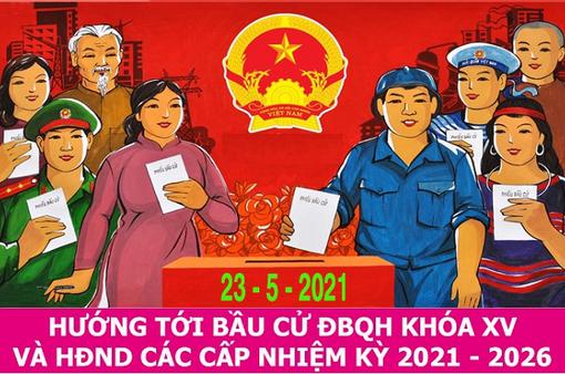Bắc Giang và 62 tỉnh thành, bệnh viện K đến bệnh viện Bệnh nhiệt đới TƯ đảm bảo an toàn bầu cử