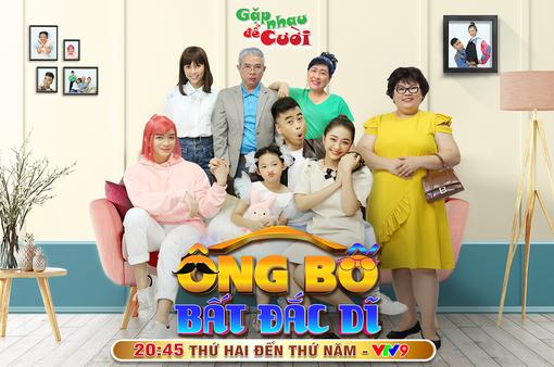 """Cô bé đáng yêu Bảo Thi trong """"Lật mặt 48h"""" bỗng trở thành con gái của Lâm Thắng trong sitcom mới"""