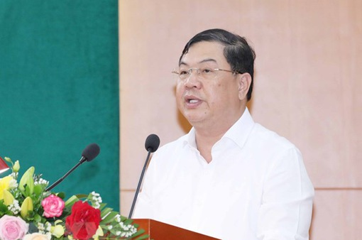 Ông Phạm Gia Túc giữ chức Bí thư Tỉnh ủy Nam Định
