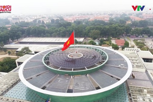 Tham quan Tòa nhà Quốc hội - nơi quyết định các vấn đề quan trọng bậc nhất của đất nước
