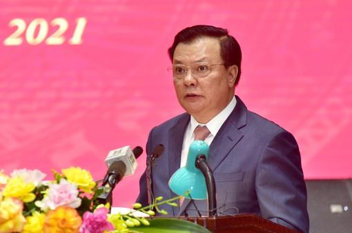 Bí thư Thành ủy Hà Nội: Không phong tỏa Hà Nội như tin đồn