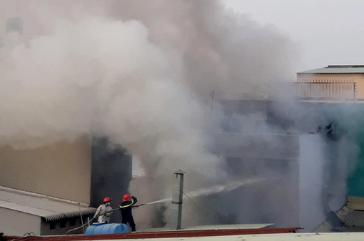 8 người thiệt mạng trong vụ cháy nhà tại quận 11, TP Hồ Chí Minh