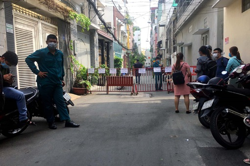 TP Hồ Chí Minh phát hiện 1 trường hợp tái dương tính với SARS-CoV-2