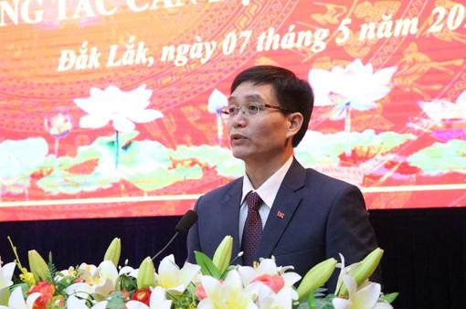 Ông Nguyễn Đình Trung làm Bí thư Tỉnh ủy Đắk Lắk