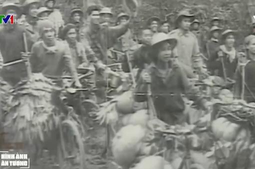 """""""Binh chủng"""" xe đạp thồ trong chiến thắng Điện Biên Phủ - lực lượng có 1 không 2 trên thế giới"""