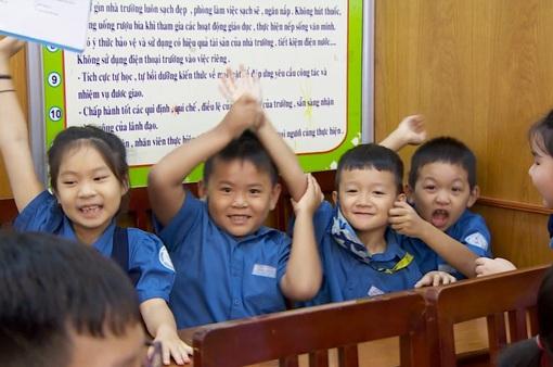 """13h hôm nay (8/5), Trạng Nguyên nhí """"ghé thăm trường Tiểu học Hòa Bình TP.HCM"""