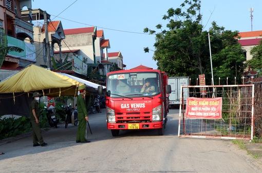 Bắc Ninh tìm người đến 24 địa điểm liên quan đến bệnh nhân COVID-19